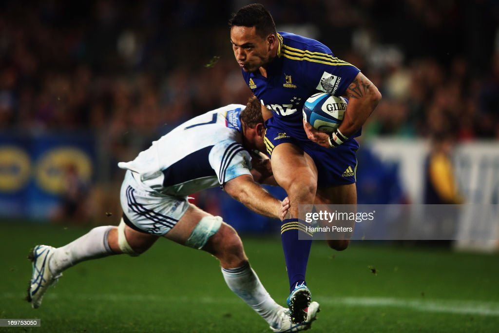 Super Rugby Rd 16 - Highlanders v Blues