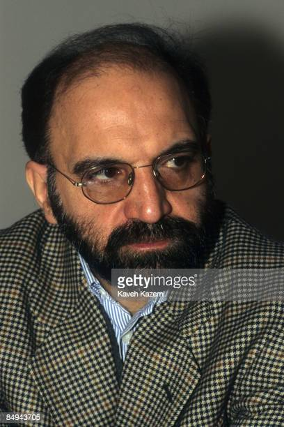Hosein Haj Faraj Dabbagh best known by his penname Abdolkarim Soroush an Iranian scholar and religious and political philosopher at his temporary...