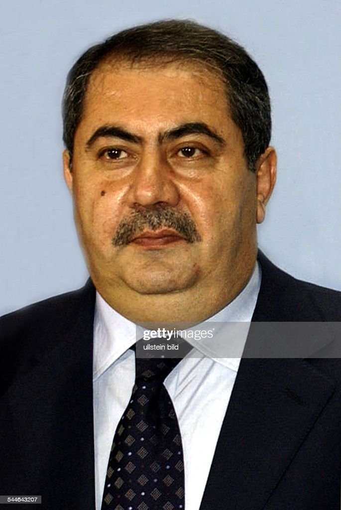 Hoshyar Zebari Politician Foreign Minister Iraq