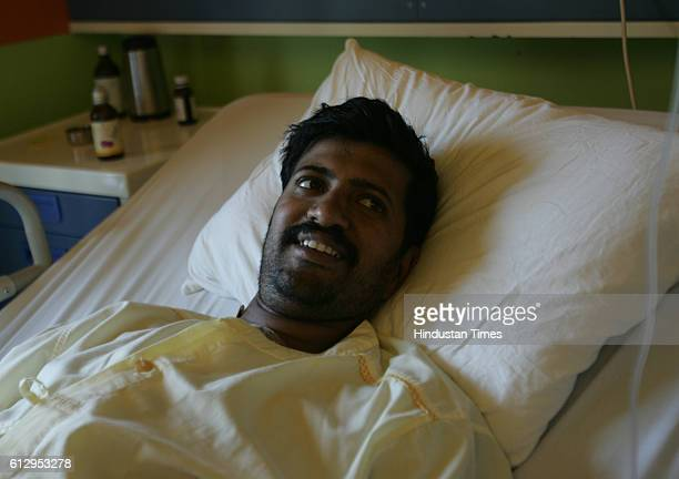 Hospital Aorta Operation Arjun Wagh recovers after the aortic aneurysm surgery at the Asian Heart Institute Bandra