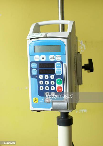 Hospital drip feed