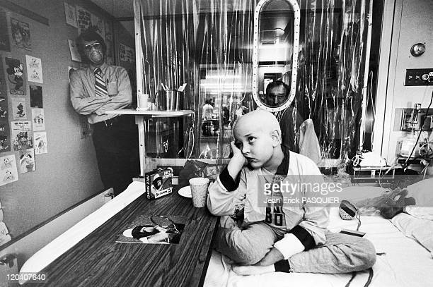 Hospital For The Last Chance In United States In 1980 Worledweary and tired of being observed JTturns away from the critical eyes of his doctor and...