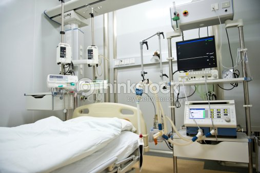 Hospital Room Stock Photo | Thinkstock