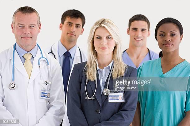 Krankenhaus Personal