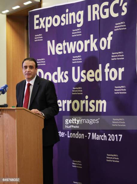 Hossein Abedini London UK The office of the National Council of Resistance of Iran in UK held a press conference on March 7 in London to release...
