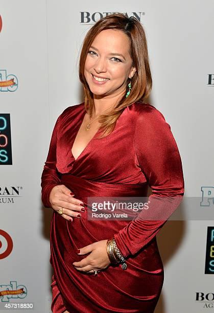 TV host Adamari Lopez attends Las 25 Mujeres Mas Poderosas de People en Espanol luncheon at Coral Gables Country Club on October 16 2014 in Coral...