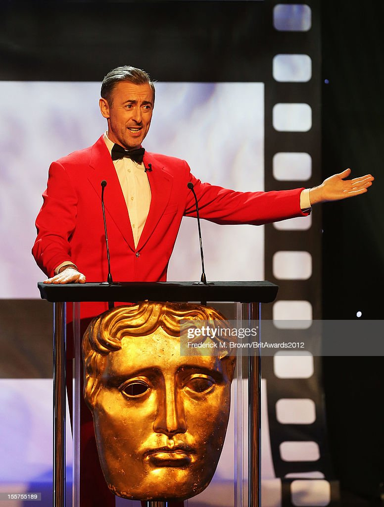 Host Alan Cumming onstage at the 2012 BAFTA Los Angeles Britannia Awards Presented By BBC AMERICA at The Beverly Hilton Hotel on November 7, 2012 in Beverly Hills, California.