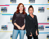 Maura Tierney Visits The IMDb Show