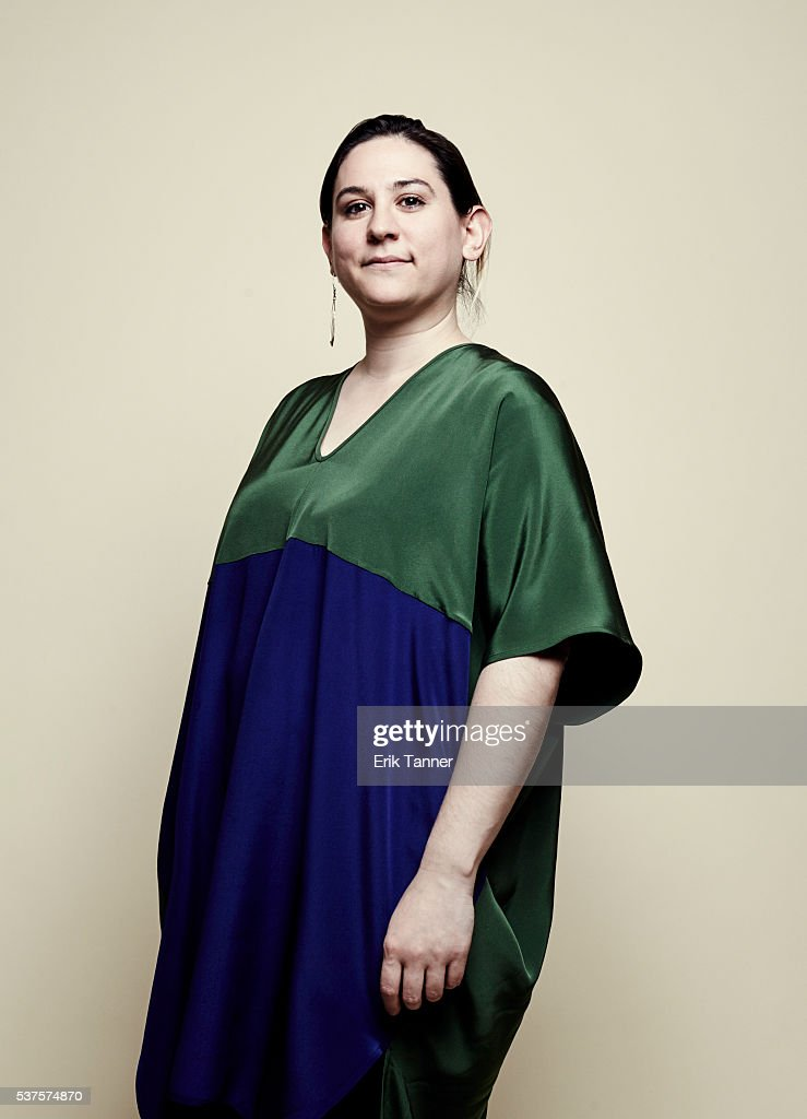 Host and producer of 'Meet the Composer' Nadia Sirota poses for a portrait at the 75th Annual Peabody Awards Ceremony at Cipriani Wall Street on May...