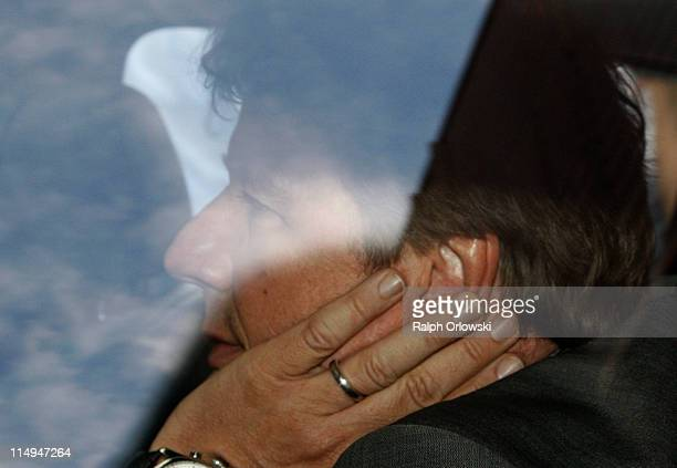 TV host and weather expert Joerg Kachelmann leaves the court house on May 31 2011 in Mannheim Germany Swiss citizen Kachelmann is aquitted of charge