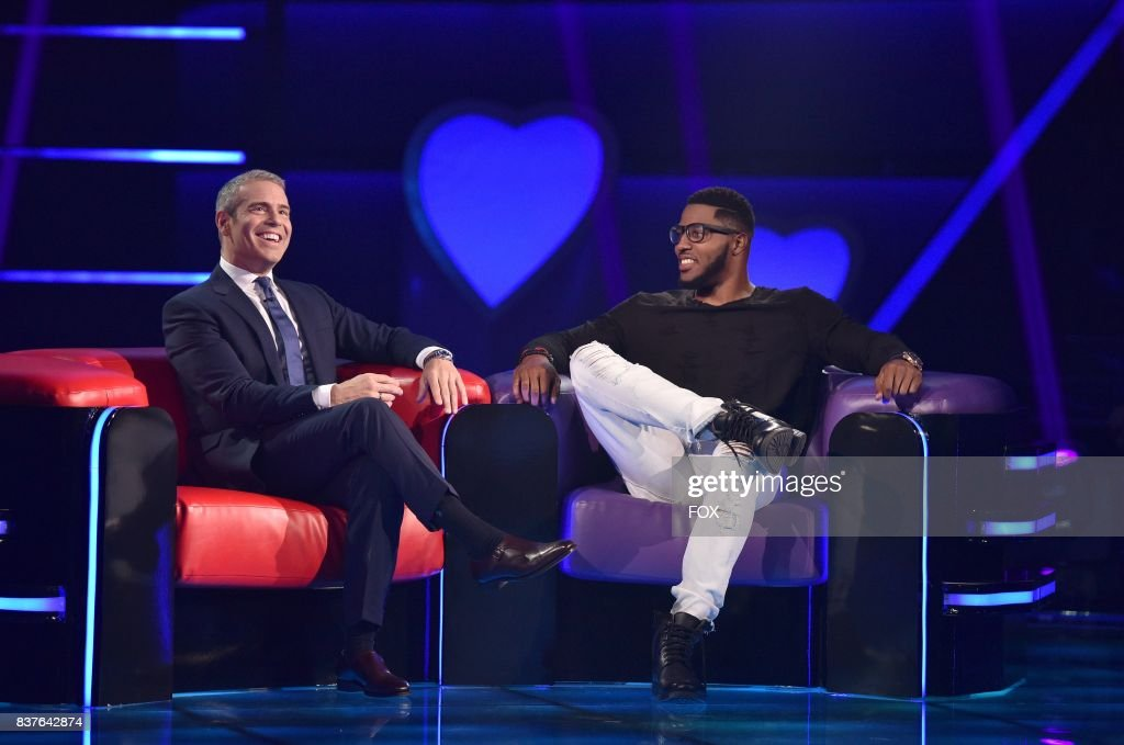 Host Andy Cohen and Single Michael Greene in LOVE CONNECTION airing Thursday, June 8 (9:00-10:00 PM ET/PT) on FOX.