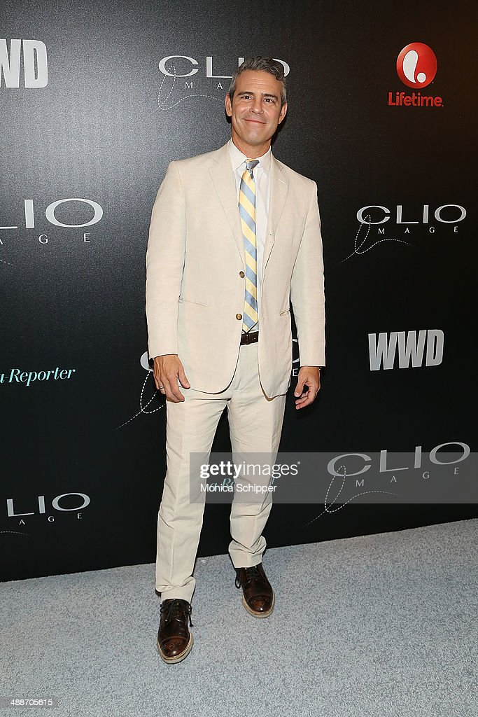 TV host Andy Cohen attends the 2014 CLIO Image Awards at The Pierre Hotel on May 7, 2014 in New York City.