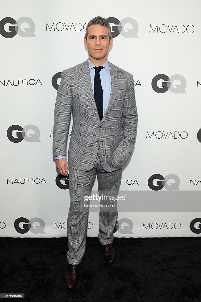 Host Andy Cohen attends the 2014 GQ Gentlemen's Ball at IAC HQ on October 22, 2014 in New York City.