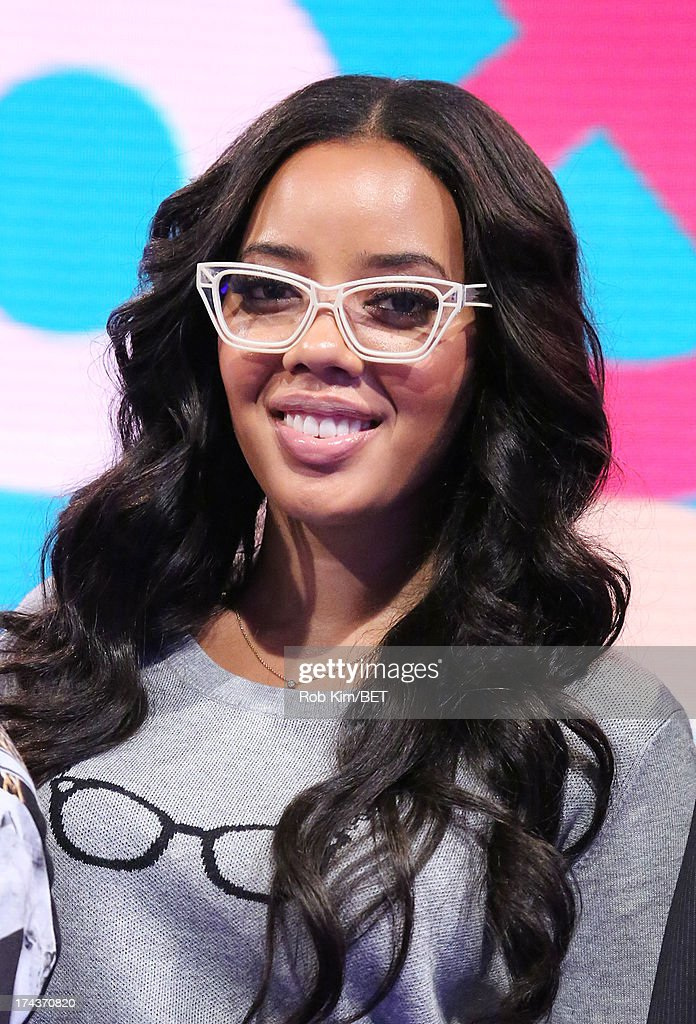 Host <a gi-track='captionPersonalityLinkClicked' href=/galleries/search?phrase=Angela+Simmons&family=editorial&specificpeople=653461 ng-click='$event.stopPropagation()'>Angela Simmons</a> at BET's 106 and Park at BET Studios on July 24, 2013 in New York City.