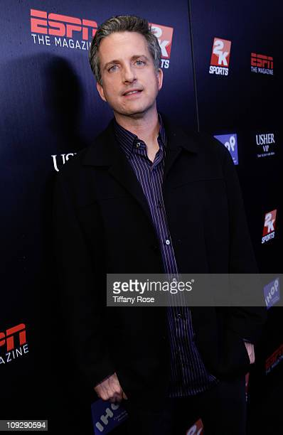 Host Bill Simmons attends the ESPN Magazine's After Dark NBA AllStar Party at My House on February 18 2011 in Hollywood California