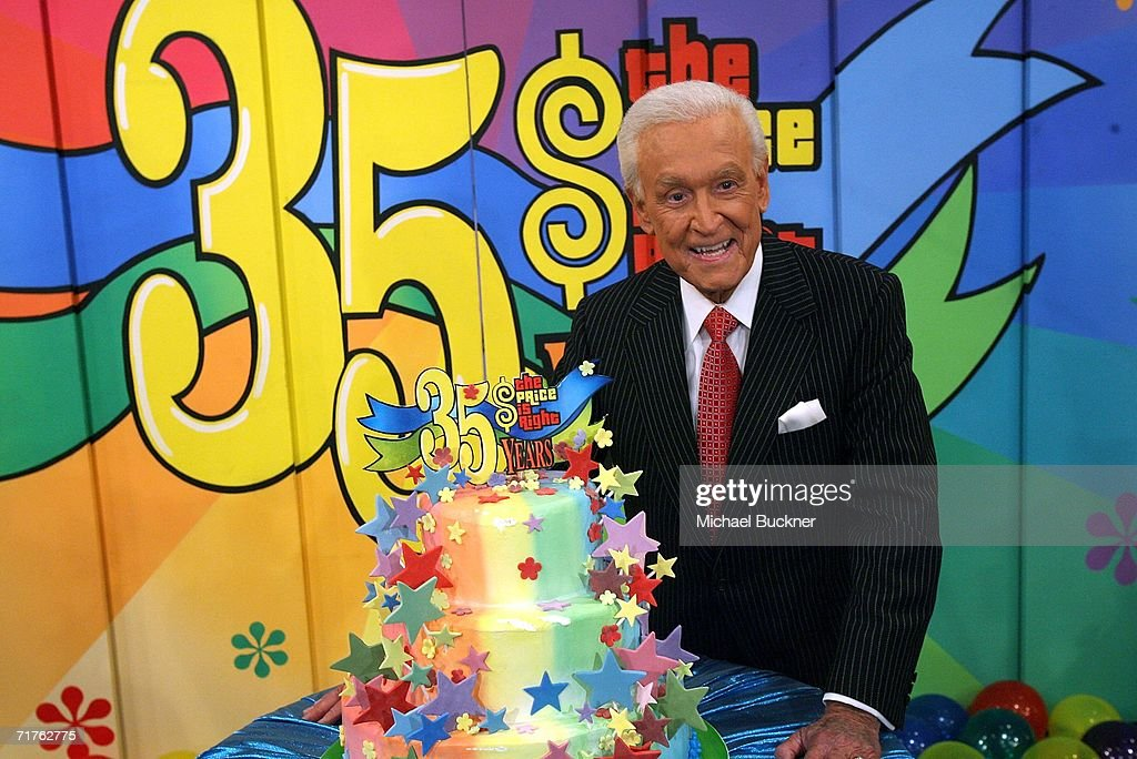 Cake Tv Show Cbs : Bob Barker Retires Getty Images