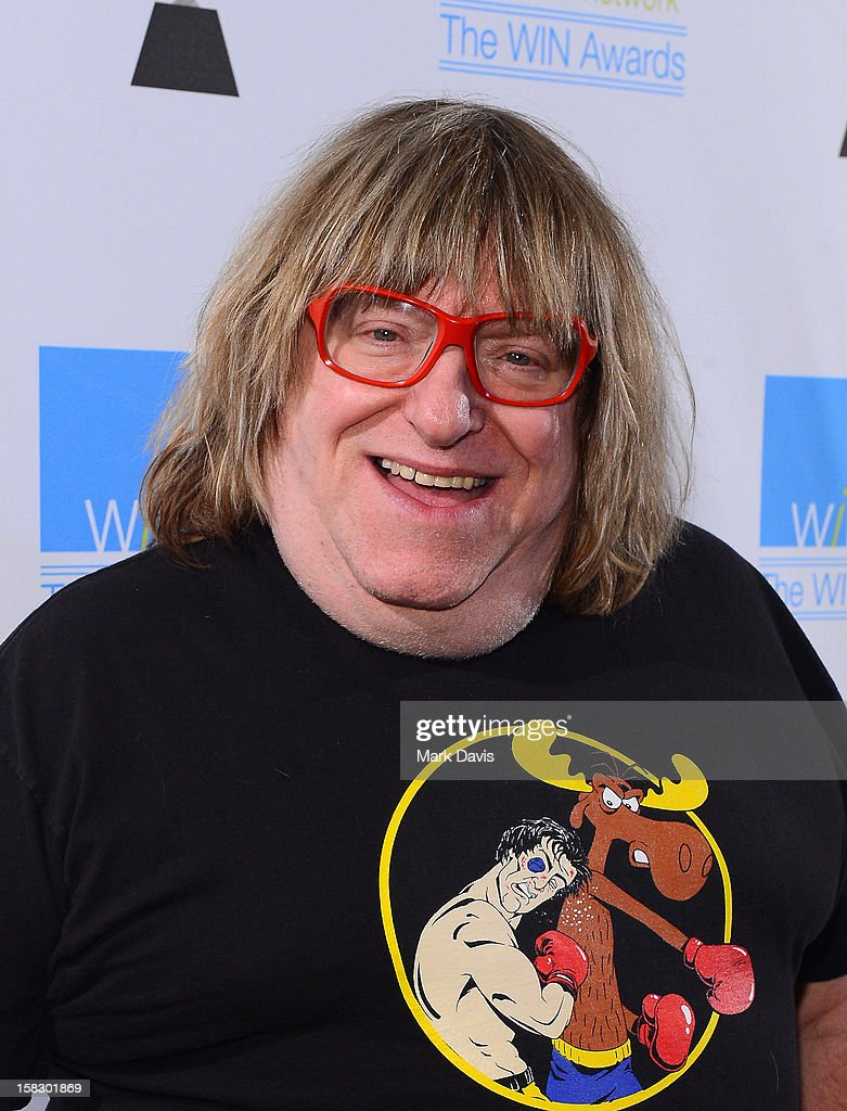 Host Bruce Vilanch attend The 14th Annual Women's Image Network Awards at Paramount Theater on the Paramount Studios lot on December 12, 2012 in Hollywood, California.
