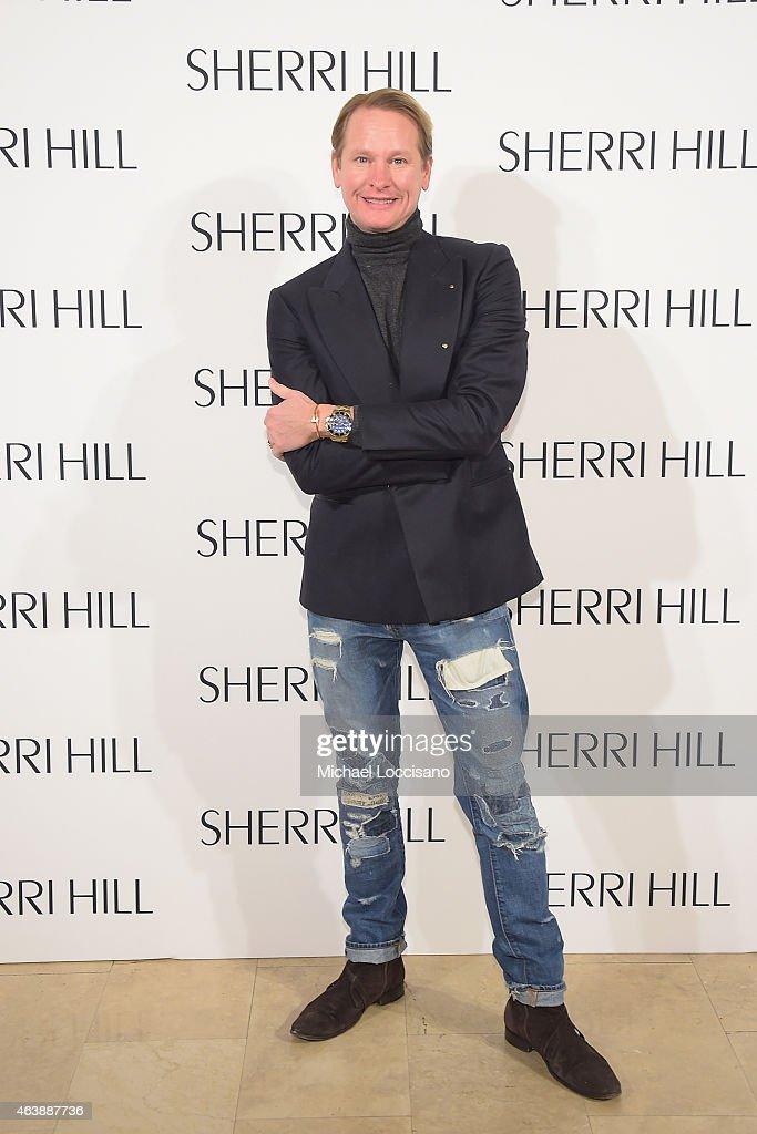 Sherri Hill - Arrivals - Mercedes-Benz Fashion Week Fall 2015