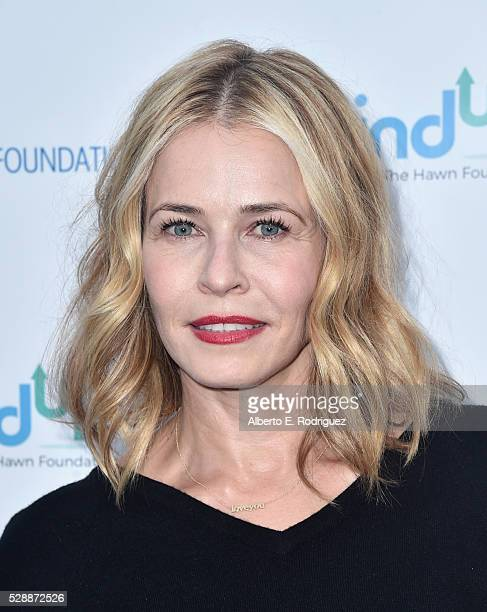 TV host Chelsea Handler attends Goldie Hawn's Annual Goldie's Love In For Kids on May 06 2016 in Beverly Hills California
