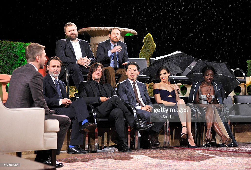 "AMC presents ""Talking Dead Live"" for the premiere of ""The Walking Dead"""
