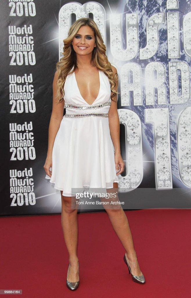 World Music Awards 2010 - Arrivals