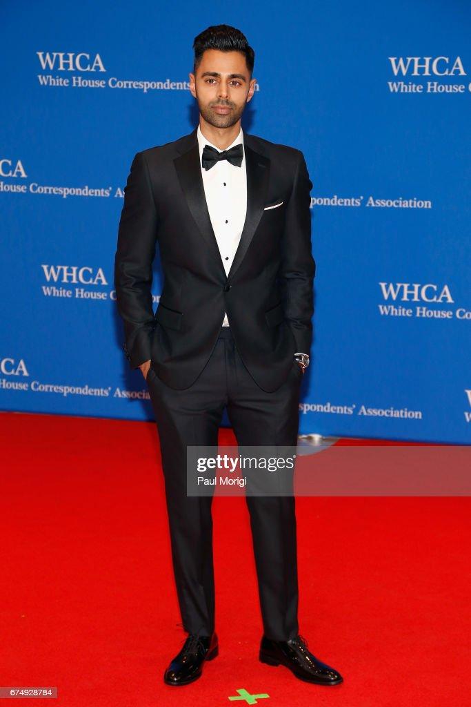 Host, comedian Hasan Minhaj attends 2017 White House Correspondents' Association Dinner at Washington Hilton on April 29, 2017 in Washington, DC.
