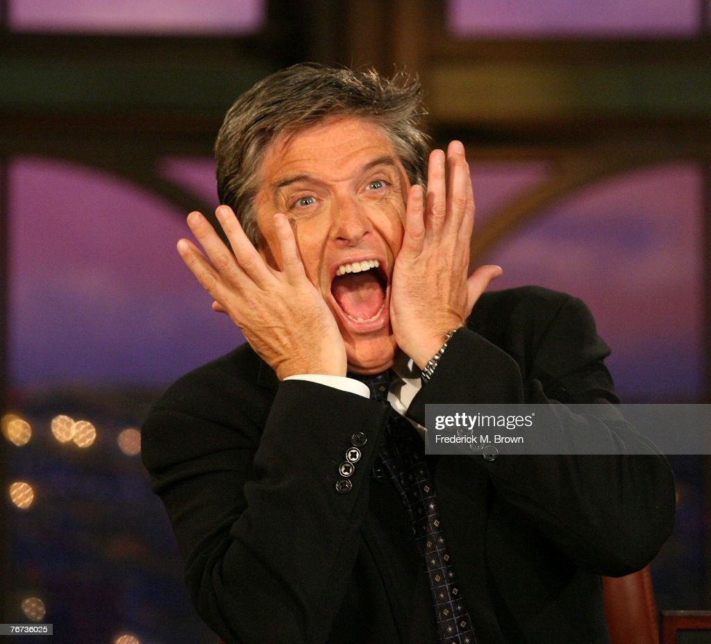 Host Craig Ferguson speaks during a segment of 'The Late Late Show with Craig Ferguson' at CBS Television City on September 13 2007 in Los Angeles...
