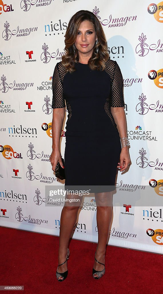 TV host <a gi-track='captionPersonalityLinkClicked' href=/galleries/search?phrase=Daisy+Fuentes&family=editorial&specificpeople=201611 ng-click='$event.stopPropagation()'>Daisy Fuentes</a> attends the 29th Annual Imagen Awards at the Beverly Hilton Hotel on August 1, 2014 in Beverly Hills, California.