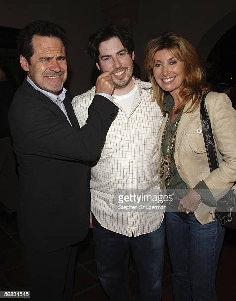 Dennis Miller Wife Stock Photos and Pictures   Getty Images
