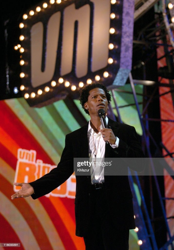 Host DL Hughley at the VH1 Big In '03 airing November 30 2003