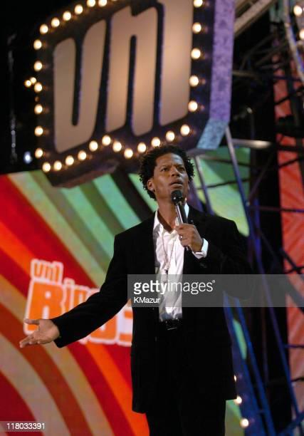 Host DL Hughley at the VH1 Big In '03 airing November 30 2003