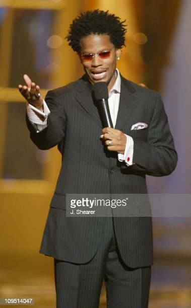 Host DL Hughley at USA Network's 'A Motown Christmas' airing December 8th