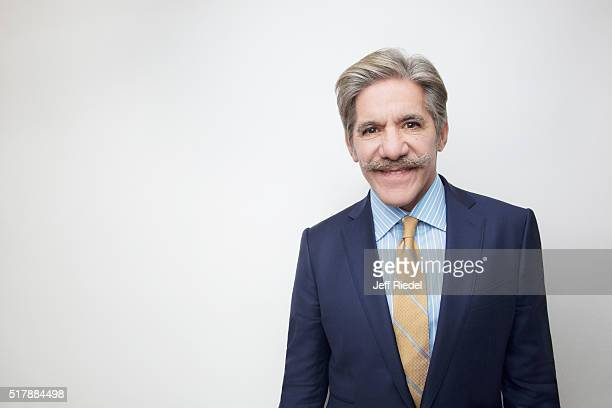 TV host Geraldo Rivera is photographed for TV Guide Magazine on January 16 2015 in Pasadena California
