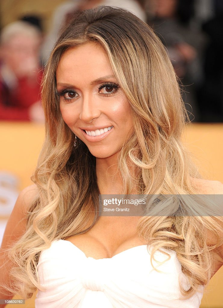 TV host Giuliana Rancic arrives at the 62nd Annual Primetime Emmy Awards held at the Nokia Theatre L.A. Live on August 29, 2010 in Los Angeles, California.