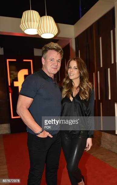 Host Gordon Ramsay and special guest Kate Beckinsale in the allnew Episode Ten episode of THE F WORD WITH GORDON RAMSAY airing Wednesday August 9 on...