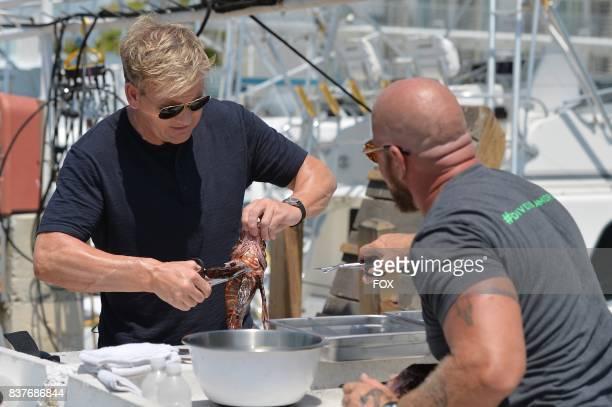 Host Gordon Ramsay in the allnew Episode Three episode of THE F WORD WITH GORDON RAMSAY airing Wednesday June 14 on FOX