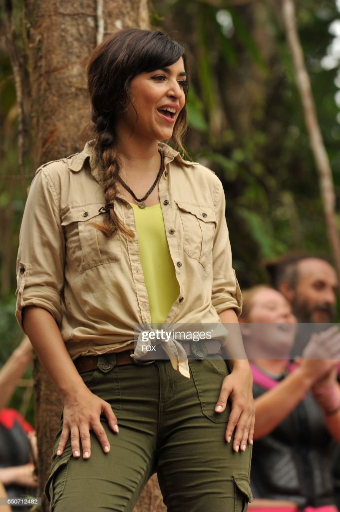 Host Hannah Simone in the all-new Welcome to the Jungle series premiere episode of KICKING & SCREAMING airing Thursday, March 9 (9:01-10:00 PM ET/PT), on FOX.