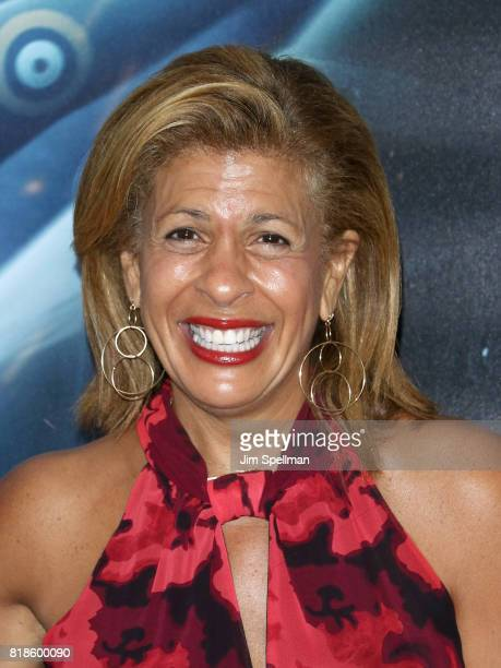 TV host Hoda Kotb attends the 'DUNKIRK' New York premiere at AMC Lincoln Square IMAX on July 18 2017 in New York City