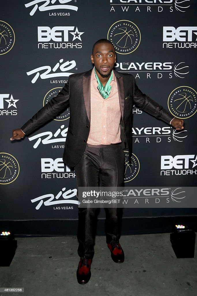 Host Jay Pharoah attends The Players' Awards presented by BET at the Rio Hotel & Casino on July 19, 2015 in Las Vegas, Nevada.