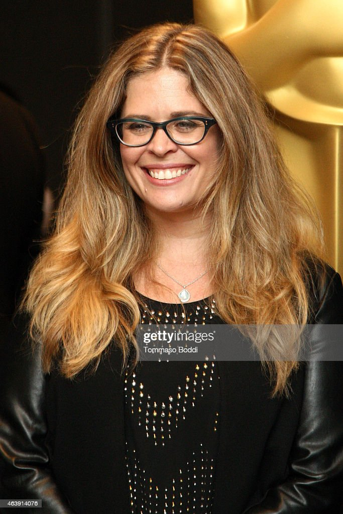 Host Jennifer Lee attends the 87th Annual Academy Awards Oscar Week Celebrates Animated Features at Samuel Goldwyn Theater on February 19 2015 in...