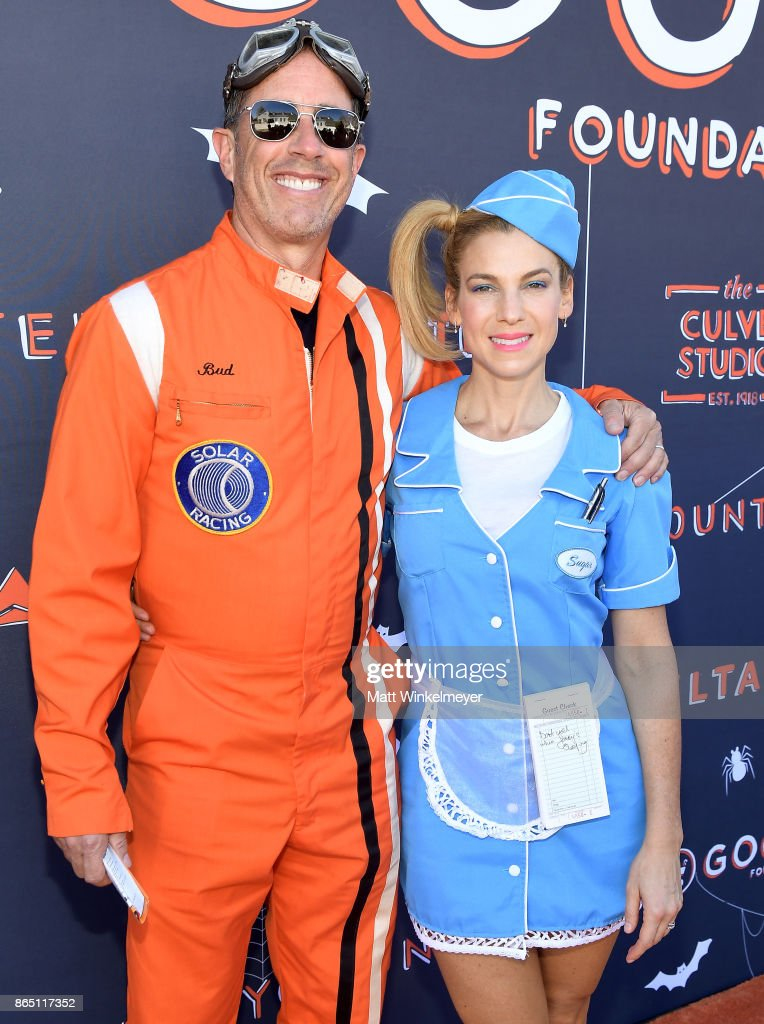 GOOD+ Foundation Halloween Bash Presented By Beautycounter, Delta Air Lines And Farfetch At The Culver Studios