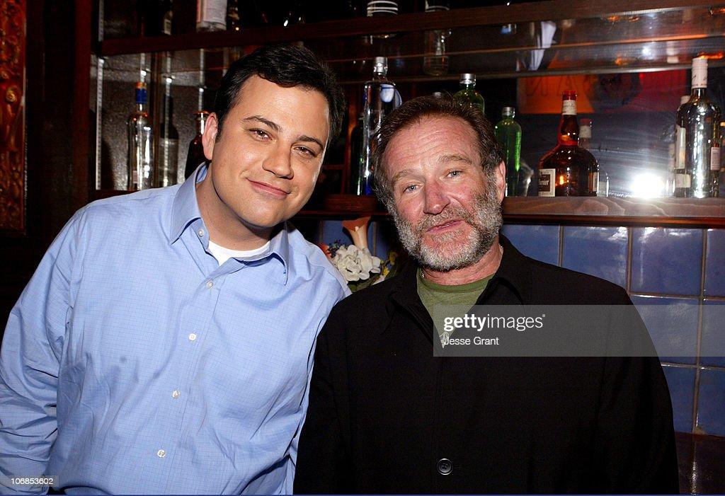 "Christina Ricci, Steven Bochco and Duran Duran Visit ""Jimmy Kimmel Live"" -"
