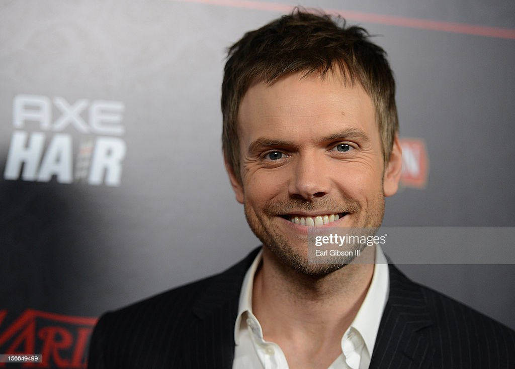 Host Joel McHale arrives at Variety's 3rd annual Power of Comedy event presented by Bing benefiting the Noreen Fraser Foundation held at Avalon on November 17, 2012 in Hollywood, California.