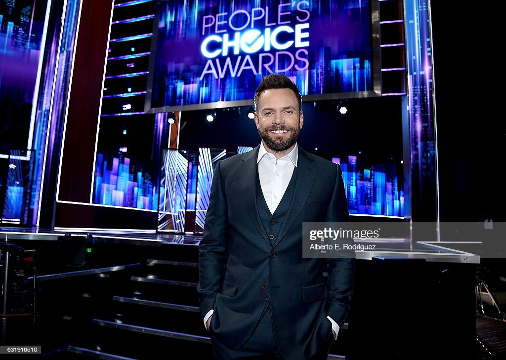 People's Choice Awards 2017 - Press Day