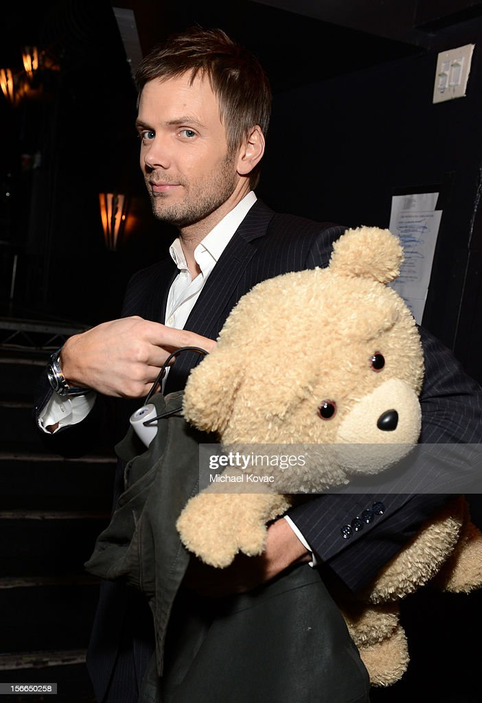 Host <a gi-track='captionPersonalityLinkClicked' href=/galleries/search?phrase=Joel+McHale&family=editorial&specificpeople=754384 ng-click='$event.stopPropagation()'>Joel McHale</a> attends Variety's 3rd annual Power of Comedy event presented by Bing benefiting the Noreen Fraser Foundation held at Avalon on November 17, 2012 in Hollywood, California.