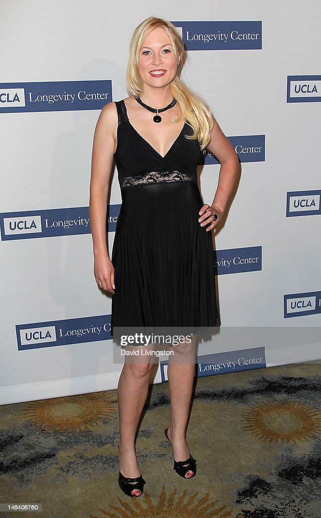 TV host Julia Alexander attends the UCLA Longevity Center's 2012 ICON Awards at the Beverly Hills Hotel on June 6, 2012 in Beverly Hills, California.