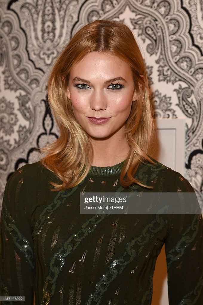Karlie Kloss Hosts L'Oreal Paris TIFF Kick-Off VIP Cocktail Reception