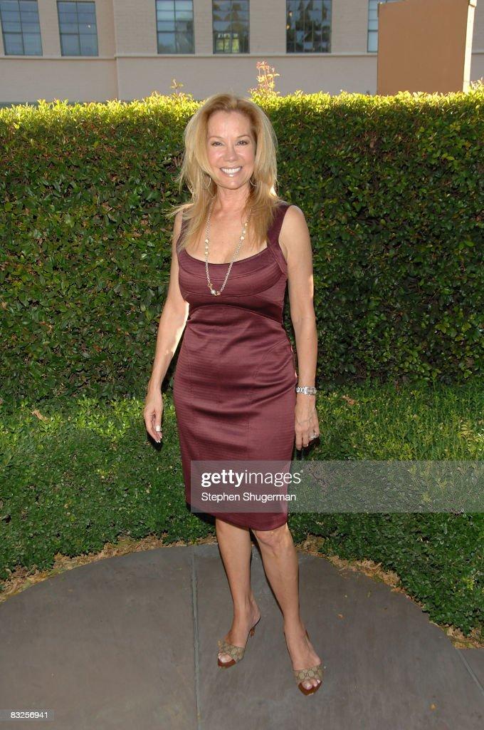 TV Host Kathie Lee Gifford attends the 2008 Disney Legends Ceremony at the Walt Disney Studios on October 13, 2008 in Burbank, California.