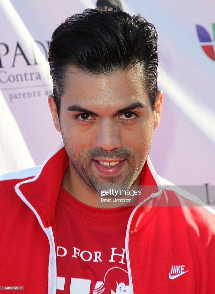 TV host Keven Ramirez attends Padres Contra El Cancer's 5th Annual Stand for HOPE! 5k Run/Walk at the Rose Bowl on June 24, 2012 in Pasadena, California.