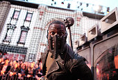Host Kevin Hart performs during the 2016 MTV Movie Awards at Warner Bros Studios on April 9 2016 in Burbank California MTV Movie Awards airs April 10...